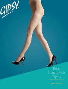 Sheer Smooth Knit Tights