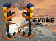 Evoke Gear Tree Climbing Spike Set Climber Tree And Pole Graff Synthetic Strap