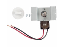Heater Mount Single Pole Thermostat Kit For Cadetamp174 Uc Series White