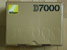Nikon D7000 16.2MP Digital SLR Camera - Black