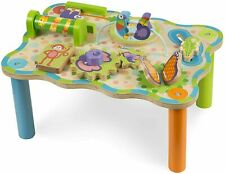 Jungle Activity Table Kids Toy Playset Melissa and Doug