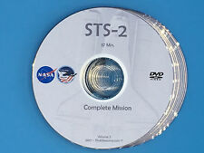 Space Shuttle STS-2 through STS-6 NASA Video Collection - 9 DVD's (8 Hours+)