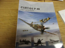 Osprey Air Vanguard - #8 Curtis P-40 Tomahawk - New and Unread