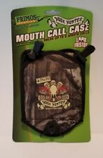 Primos Hunting 66908 Hook Hunter Mouth Turkey Call Case Holds 8 Magnetic Catch