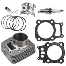 Cylinder Piston Gasket Top End Rebuild Kit 2000-2006 Honda Rancher TRX350