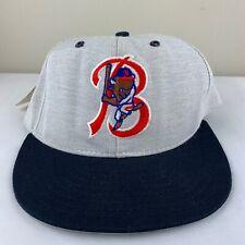 Vintage Buffalo Bisons Hat Minor League Baseball Proline Cap NWT Pirates 7 3/8