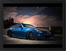 "NISSAN FAIRLADY Z34 370Z A3 FRAMED PHOTOGRAPHIC PRINT 15.7""x11.8"""