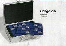 Mini Valigetta in alluminio  con 6 Tablò per 2 euro in capsula  -  Leuchtturm