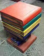 Buch Kiste  Holz Couch Beistell Tisch Sitz Hocker 50cm REDUZIERT  v 149 Euro