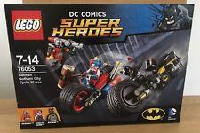 LEGO Super Heroes Batman: Gotham City Cycle Chase (76053) New/Sealed