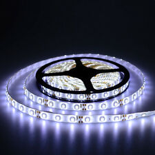 5M 300 LED Under Kitchen Cupboard Unit IP65 Self Adhesive Strip Lights Tape 12V