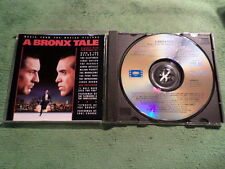 A Bronx Tale. Film Soundtrack. Compact Disc. 1993. Made In Australia