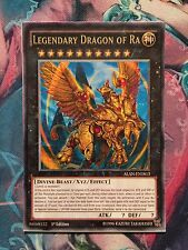 Yugioh Orica Anime DIVINITA DRAGO ALATO DI RA LEGENDARY WINGED DRAGON OF RA