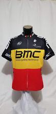 Mens BMC 3XL Cycling Jersey - Full Zip - 3 Back Pockets
