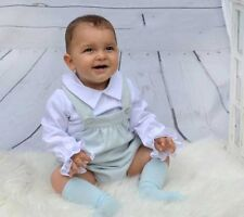 SEWING PATTERNS Paper Pattern baby BLOUSE+dungarees Printed patterns for babies