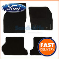Genuine Ford Focus MK2 Tailored Car Mats Front & Rear Set (2005 - 2010) 1324714