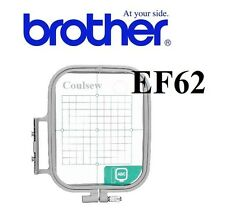 BROTHER Embroidery Hoop EF62 REGULAR PE 400D INNOV-IS 90e 500 900 950 955 90e 97