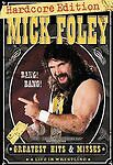 WWE - Mick Foley: Greatest Hits  Misses (DVD, 2007, 3-Disc Set, Hardcore...