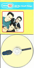 BLINK 182 All the Small Things / M&M's LIMITED Carded Sleeve USA CD single 1999