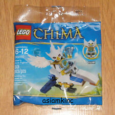 LEGO Legends Of Chima 30250 Ewar's Acro Fighter Brand New Sealed