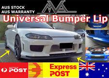 RHINO LIP FRONT SPOILER BODY TRIM for Nissan Maxima Micra Pulsar Stagea Tiida
