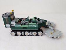 LEGO Indiana Jones Jungle Cutter (7626) car