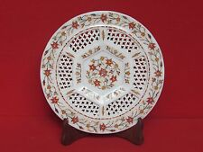 Marble Plate Inlay Work Handmade Craft Stone Pietra dura
