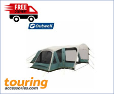 Outwell Hartsdale 6PA Air Tunnel Tent - New For 2020 Inflatable Family Tent