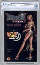 Darkchylde:The Legacy Summer Preview #0 CBCS 9.4 (NM) 1998 Wizard World Chicago