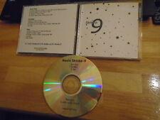 VERY RARE Kevin Stricke-9 DEMO CD 3 trax hip hop Fatlip Tre PHARCYDE L.A. CA !