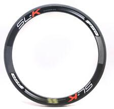 FSA SL-K Carbon Tubular 50mm Road Triathlon TT Bike Rim 20h Hole NEW