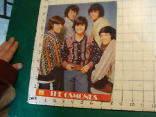 Donny Osmond Poster: young Donny w Osmonds, single sheet removed 16