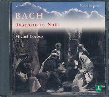 Bach Oratorio de Noel CD Michel Corboz Barbara Schlick Carolyn Watkinson