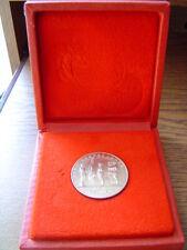 DDR Mfs Verdienter Medaille 30. Jahre NVA Dem 1. Regiment im Etui Original