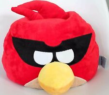 Angry Birds Large Red Bird Pillow Bed Plush Bedding 12x12""