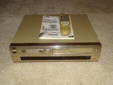 JVC hr-dvs1 MiniDV-Recorder/S-VHS VIDEOREGISTRATORE CON, fb&bda, 2j. GARANZIA