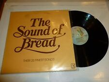 BREAD - The Sound Of Bread - 1977 UK 20-track Classic Vinyl LP