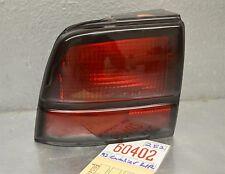 1992-1993-1994 Chevrolet Cavalier Coupe Left Driver oem tail light 402 2E2