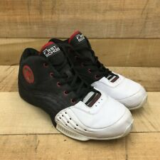Converse Mens The First School Basketball Shoes Black Color Block Lace Up 11.5