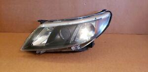 2008-2011 Saab 9-3 93 Headlight LH Driver Halogen Lamp OEM