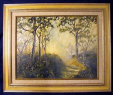 Betty Smalley Framed original painting