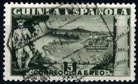GUINEA 276 USADO DIA DEL SELLO