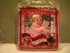 "NEW 2009 MCDONALD'S AMERICAN GIRL #2 ""KIT"" HAPPY MEAL BOOK TOY"