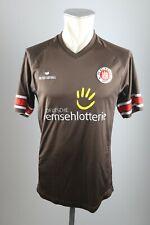 FC St Pauli Trikot Gr. M Do You Football 2012-13 Jersey Home Fernsehlotterie