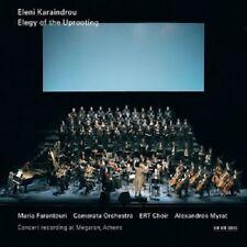 "Eleni Karaindrou ""The Elegy of the..."" 2 CD NUOVO!!!"