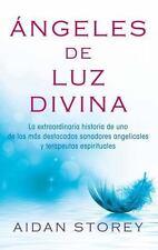 Ángeles de Luz Divina (Angels of Divine Light Spanish edition): La