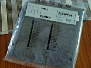 IKEA NILS Stool Cover Skiftebo Dark Gray Grey Slipcover New sealed 302.932.90