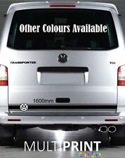 VW Volkswagen Transporter T4 T5 Camper Van Stripes Stickers Graphics Decals CAR5