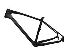 "19.5"" Carbon Fat Bike Frame Snow Thru Axle 197x12mm MTB UD Matt 4.8 tire 26er"