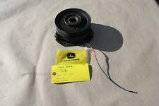 John Deere 316, 318, 322, 330, 332 Electric PTO Clutch single wire